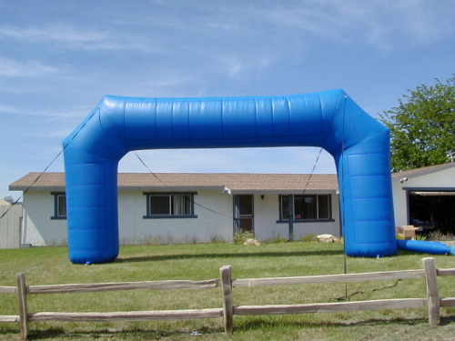 Arches & Tent Toppers 35' arch