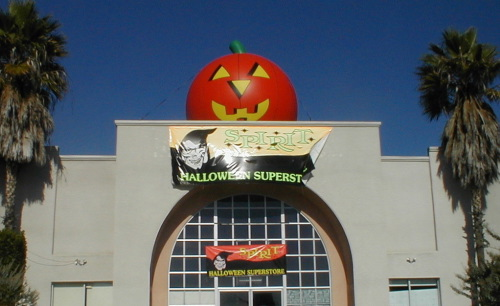 Holiday Inflatables 20' spirit jack o'lantern