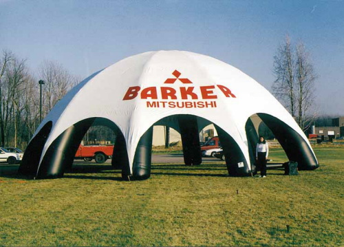 Inflatable Buildings and Tents 50' tent