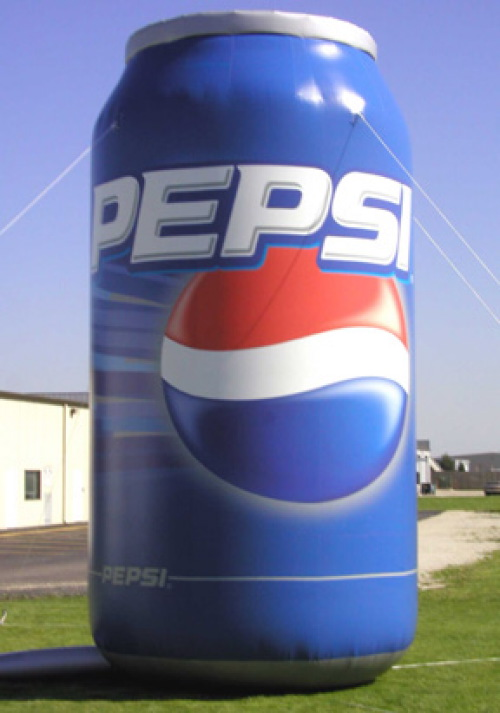 Inflatable Cans and Bottles pepsi-20'-1