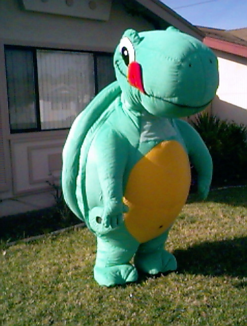 Inflatable Costumes turtle costume