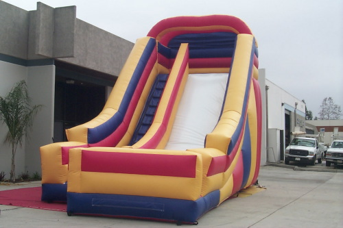Inflatable Interactive Games 18' slide