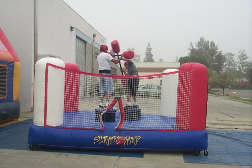 Inflatable Interactive Games joust