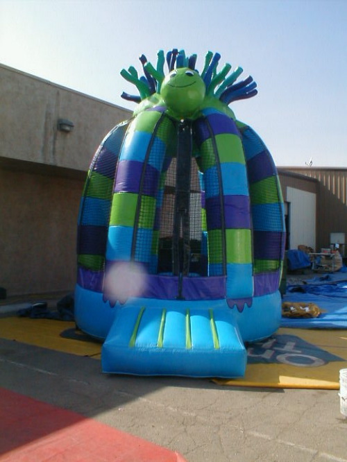 Kid's Jumps & Bounce Houses spider jump