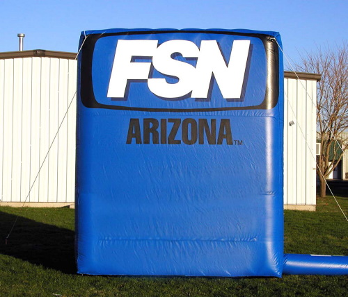 Miscellaneous Inflatables 12' fsn logo box