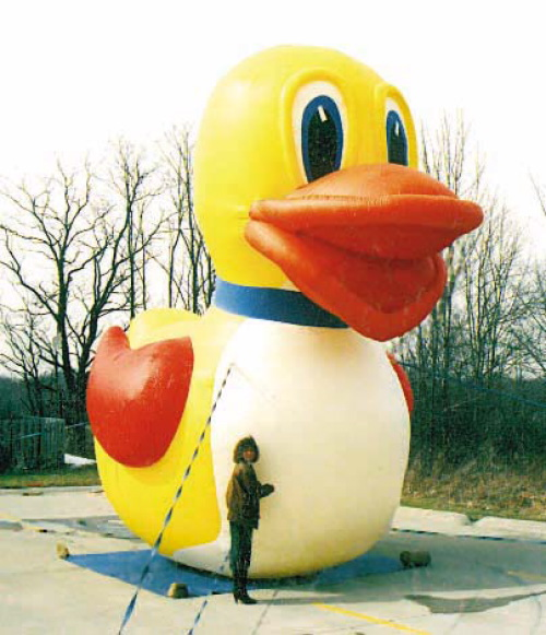Miscellaneous Inflatables 20' ducky