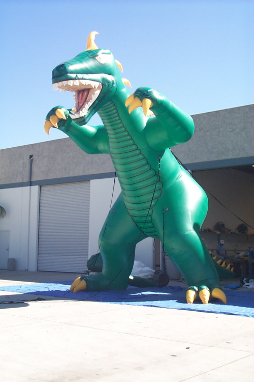 Miscellaneous Inflatables 25' godzilla