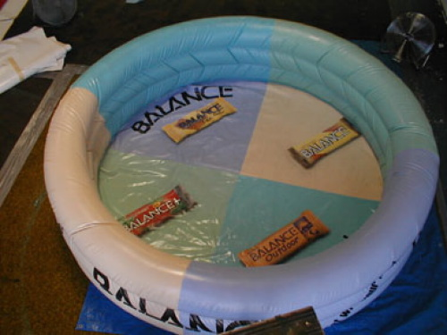 Miscellaneous Inflatables balance pool