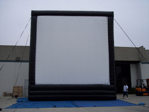 Miscellaneous Inflatables inflatable movie screen
