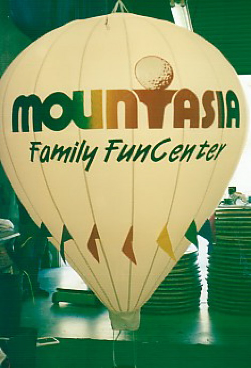 Miscellaneous Inflatables mountasia indoor hab